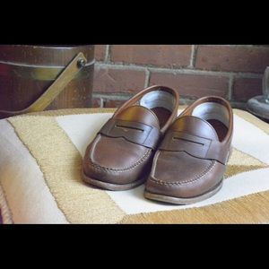 """Cole Haan """"Pinch"""" Penny Loafer Made In Maine 10M"""